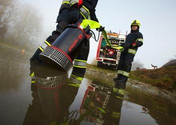 Tauchpumpe Feuerwehr