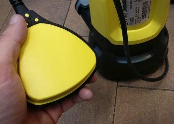 Tauchpumpe Kärcher SP3 Dirt - Schwimmerschalter